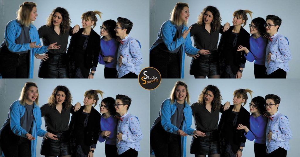 Ladies night 2 (BiH-Slo-Hr) – tematski stand up show