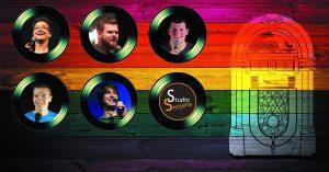 Đuboks tematski stand up & music show