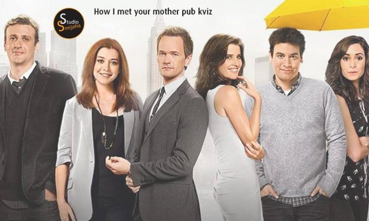 How I met your mother S02 pub quiz