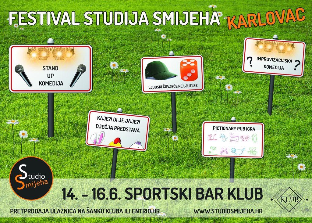 Festival Stand Up Komedije Karlovac