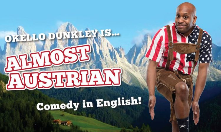 English Stand Up Comedy Show by Okello Dunkley (NYC/USA)