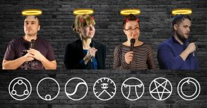 7 smrtnih grijeha - tematski stand up show