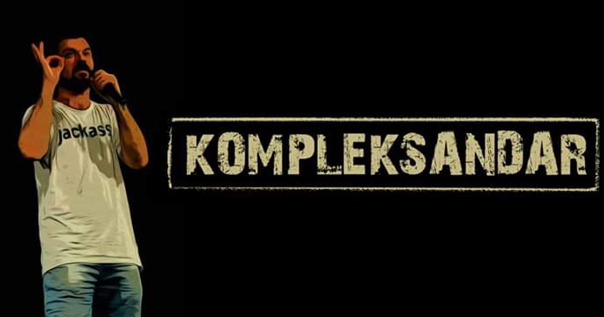 Kompleksandar---Aleksandar-Perišić-(SRB)-one-man-show