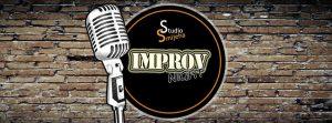 Improv Comedy Night - večer improvizacijske komedije