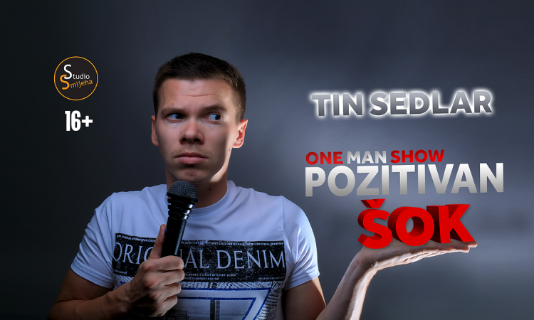 Pozitivan-Sok-Tin Sedlar One man show