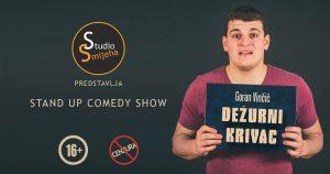 Dežurni-krivac---Goran-Vinčić-one-man-show