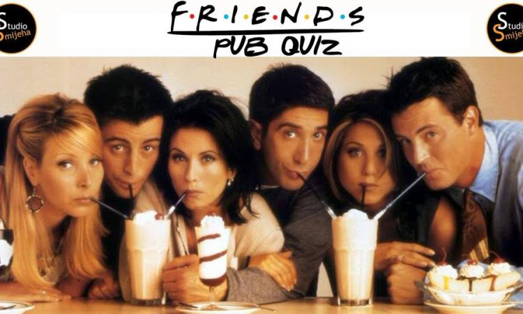 Friends Pub Quiz