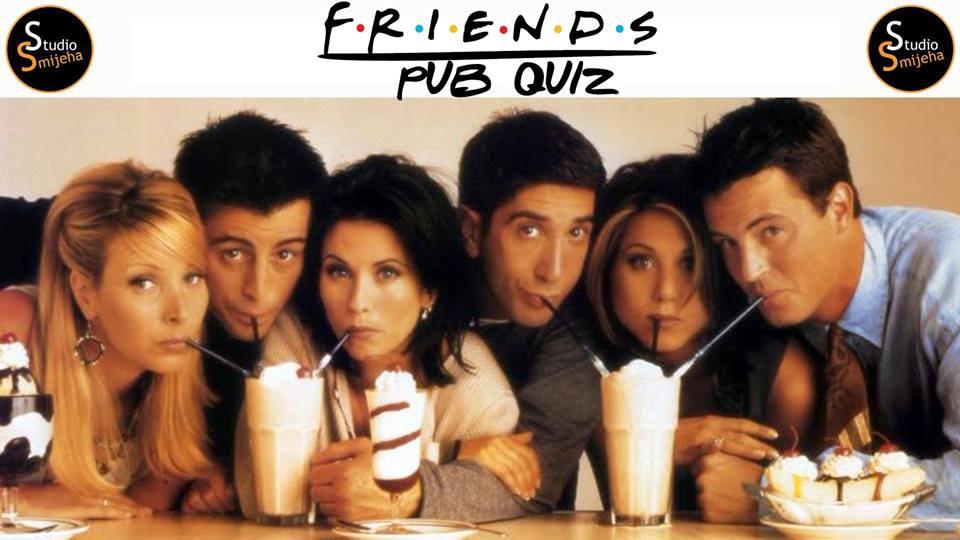 Friends Pub Quiz