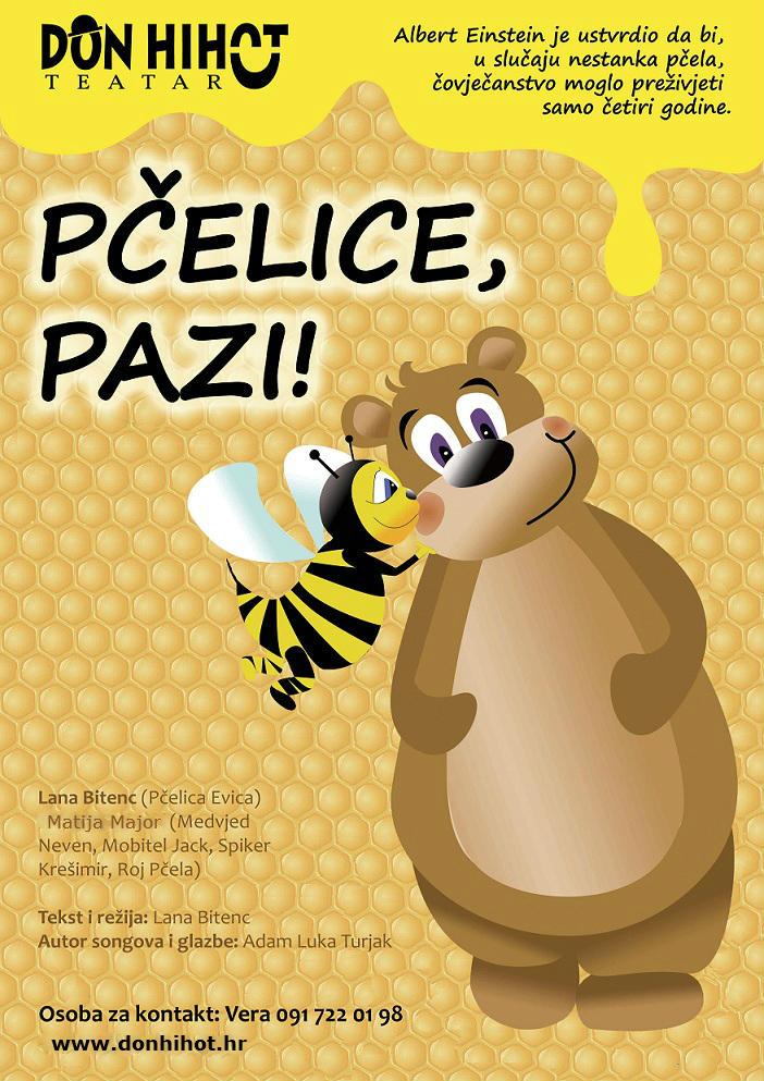 PČELICE,PAZI