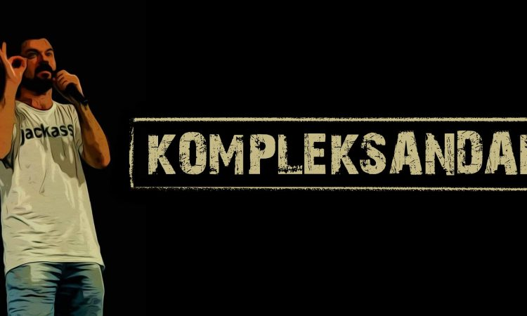 Kompleksandar - Aleksandar Perišić (SRB) one man show