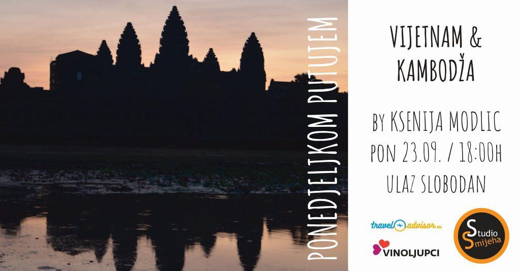 Ponedjeljkom putujem Vijetnam i Kambodža