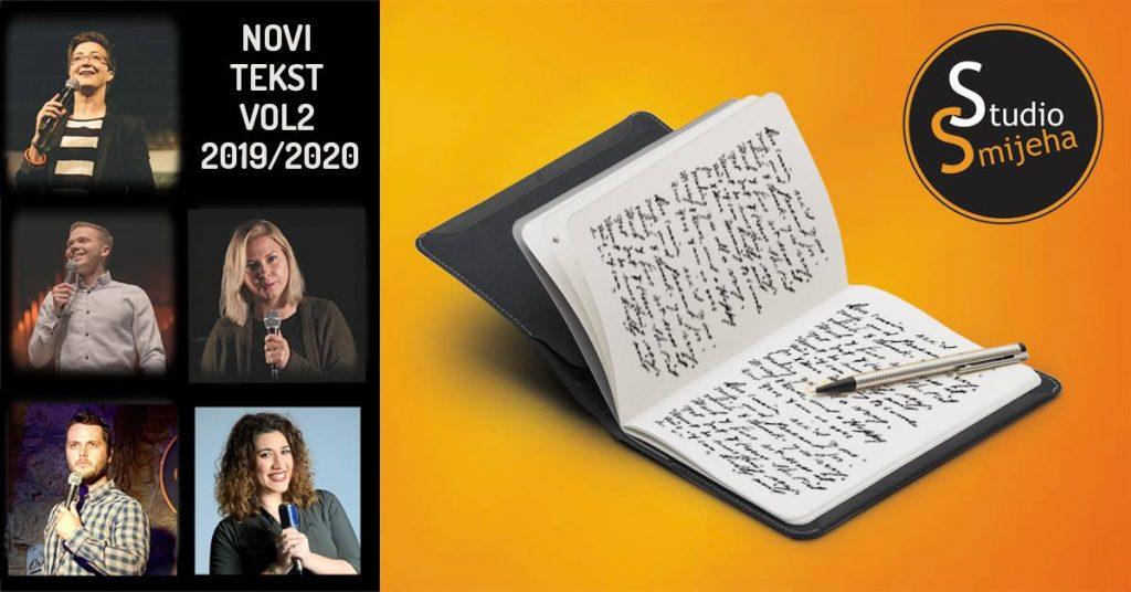 Novi tekst vol 2019-2020 - premijera