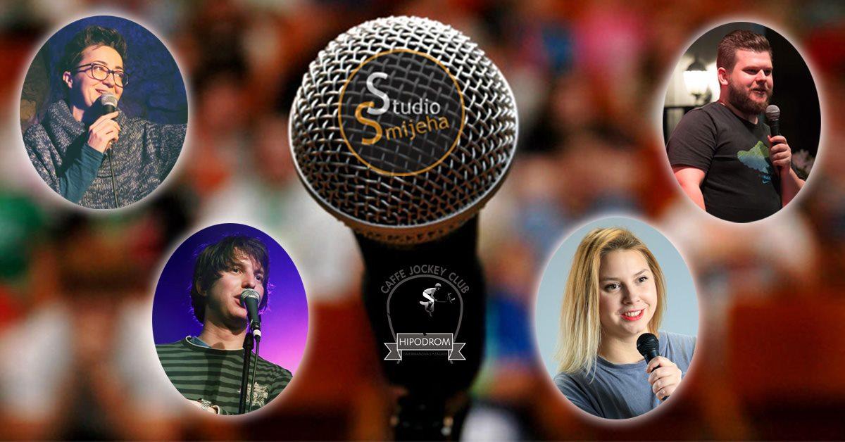 Best of stand up by Studio Smijeha - Smijeh na Hipodromu