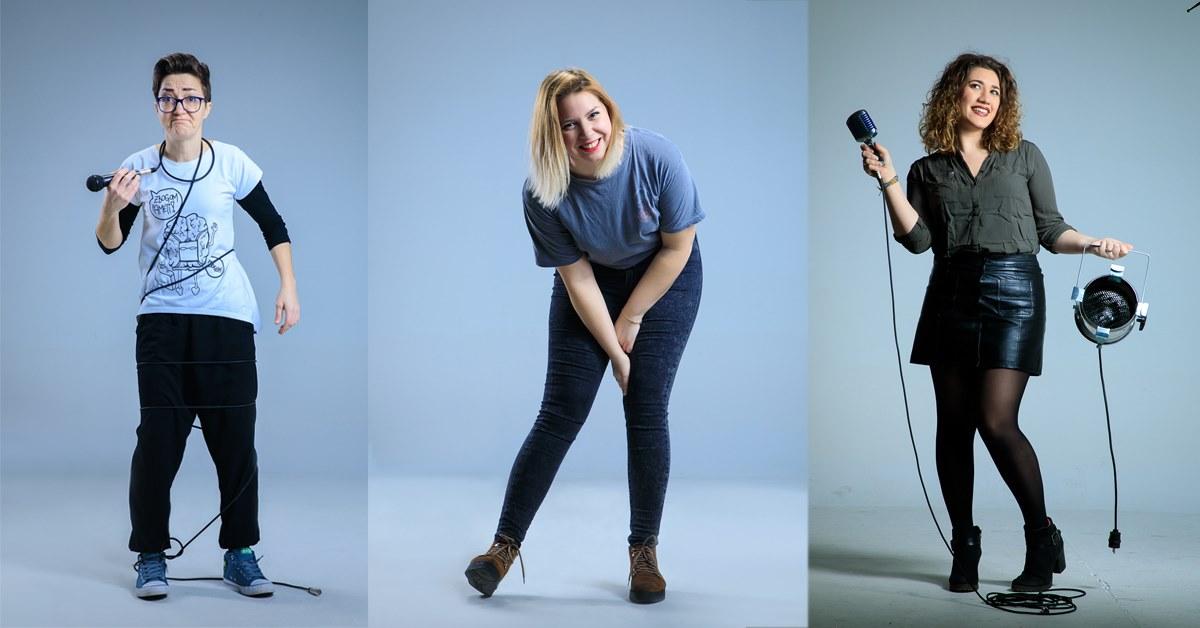 Ladies night – tematski stand up show - Smijeh na Hipodromu