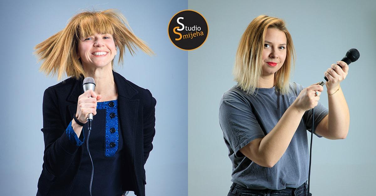 Ladies Comedy duo - zatvaranje sezone Smijeha na Hipodromu