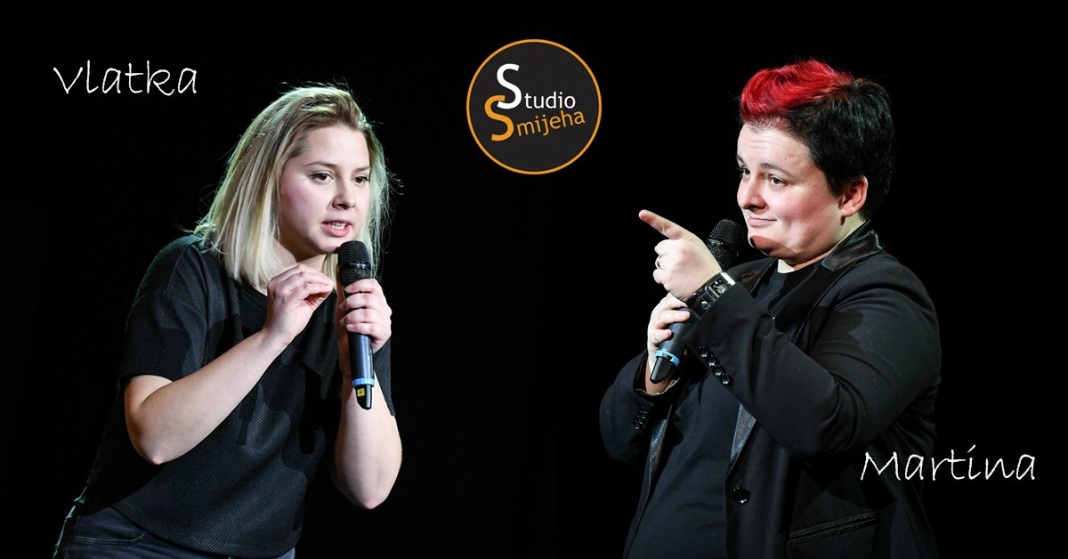 17.09.2020. Ladies comedy duo best of - Smijeh na Hipodromu u 21:00-23:00h