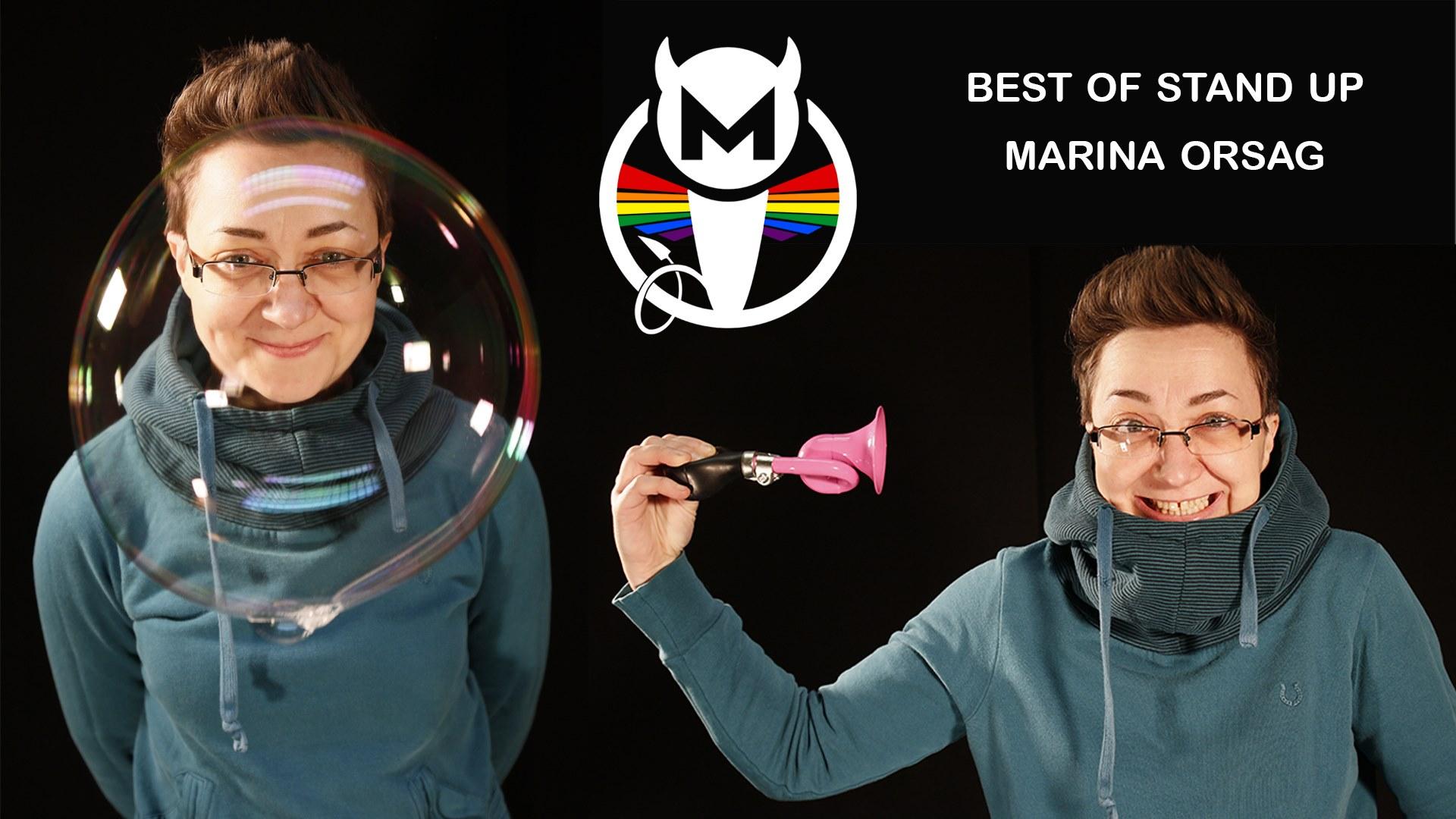 Ploče Best of stand up Marina Orsag