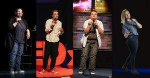 Ladies night stand up večer (Hr/Srb/Slo) virtualni show